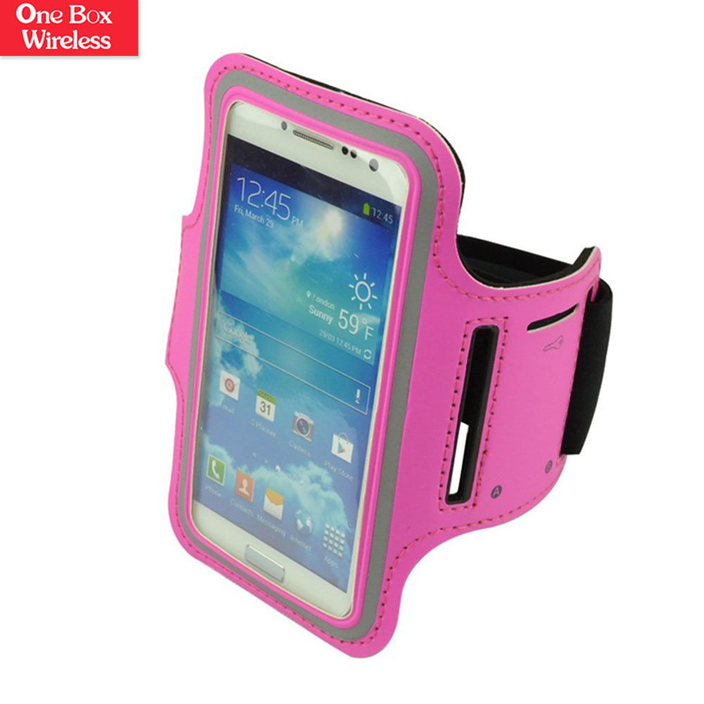 Bulk Buy From China Anti-Slip Black Sports Jogging Gym Armband for Motorola G 4G 1St Generation