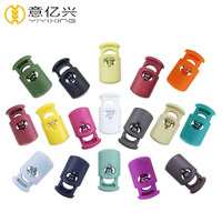 China Rope Ending Stopper Factory Eco-Friendly Cord Lock Plastic With 5A Quality