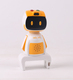 Free driver Custom usb Robot LED Webcams with speaker Promotional creative business gifts