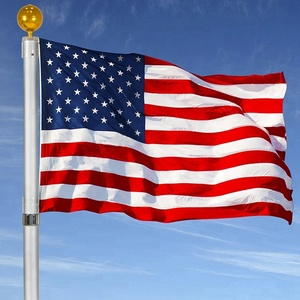 Retractable Outdoor Flag Poles Wholesale, Flag Pole