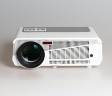 LED86+ Big Screen Home Cinema Digital Projector Full HD projector android wifi projector 6000lumens