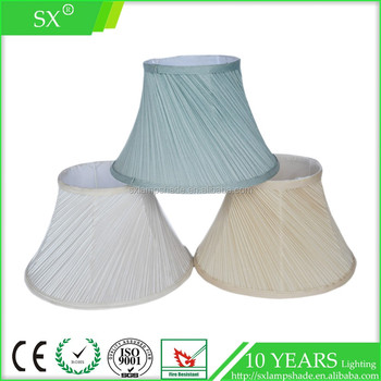 Swirl pleated silk material bell wire frames wholesale bracket lamp swirl pleated silk material bell wire frames wholesale bracket lamp shade greentooth Gallery