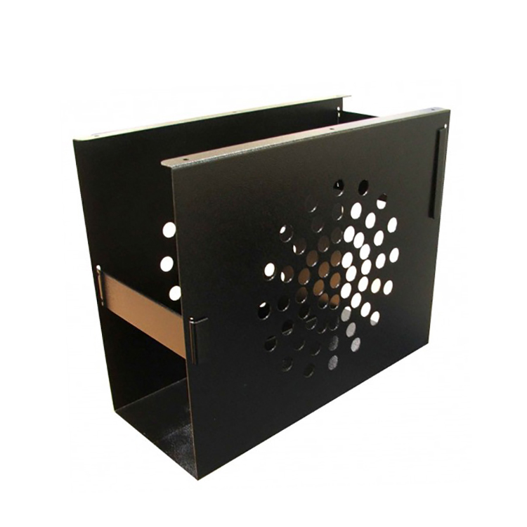 metal decoration computer cabinets Computer hardware Pc case -S-Micro-E Secure PC Enclosures