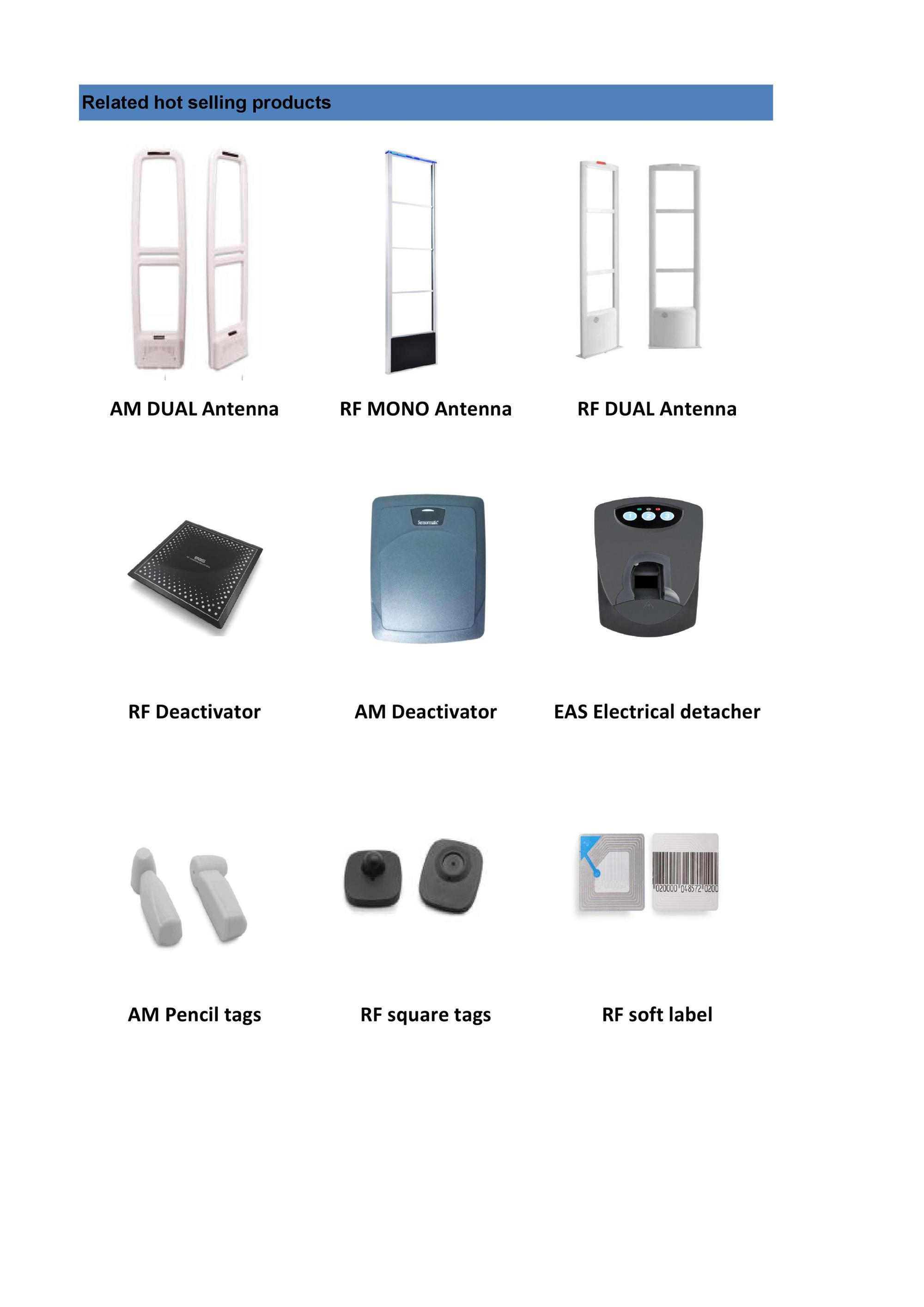 Hot Selling Magnetic Locking Security Alarm System Anti Theft System  Tagging System For Retail Security - Buy Security Alarm System Anti Theft  System