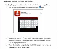 Original Launch Easydiag 2.0 For Android/ios 2 In 1 Auto ...