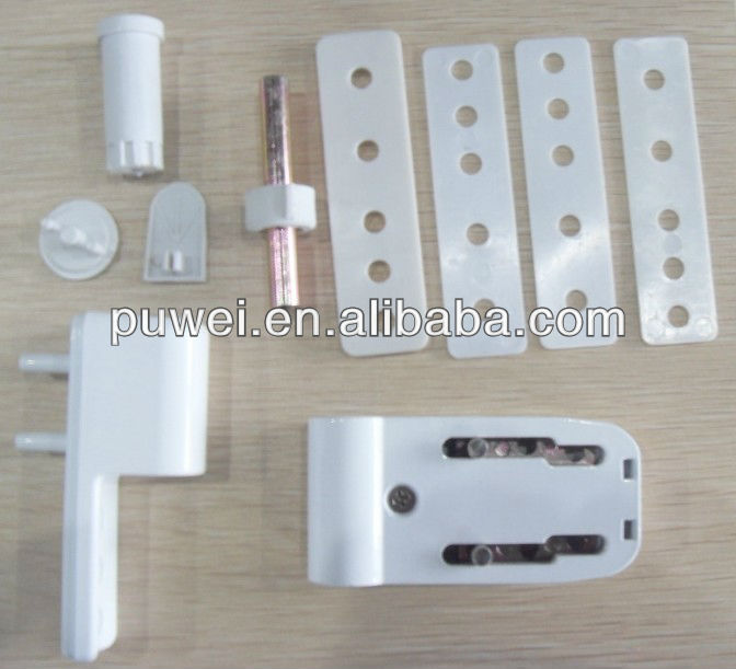 3D Flag Adjustable 3D Door Hinge 2D Plastic Door Hinges for UPVC Doors