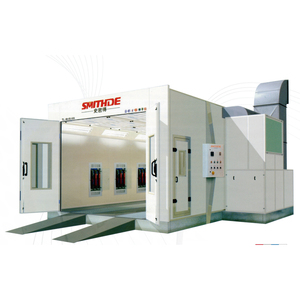 Smithde SM-350 Downdraft Auto Body Spray Paint Baking Booth/Dry Paint Booth