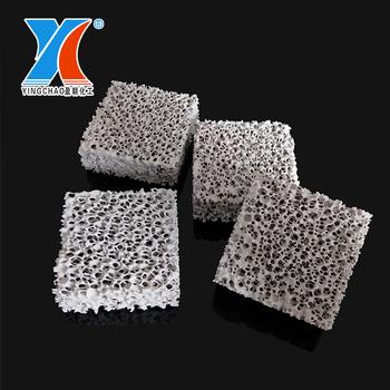 Silicon Carbide Foam Ceramic Filter For Copper,Iron Casting Filtration -  Buy Silicon Carbide Foam Ceramic Filter,Silicon Carbide Foam Ceramic Filter