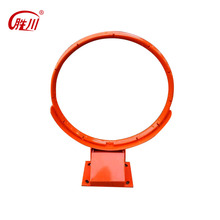 Outdoor mini 18 inch portable basketball rim without net for sale