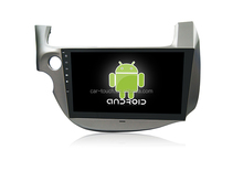 Doppio Din Car Stereo Touch Screen Android Car Dvd Player per HONDA FIT 2007-<span class=keywords><strong>2012</strong></span> Con Multimediale di Navigazione per Auto <span class=keywords><strong>Audio</strong></span> sistema