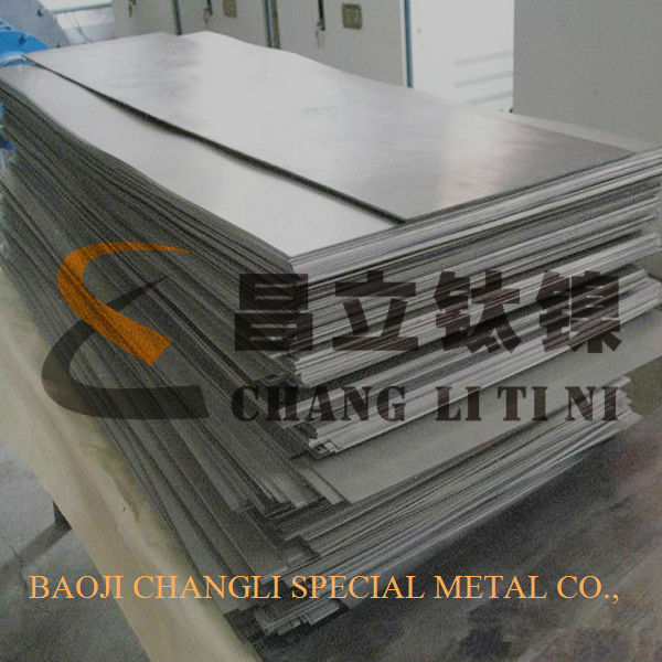 pure nickel and nickel alloy plate