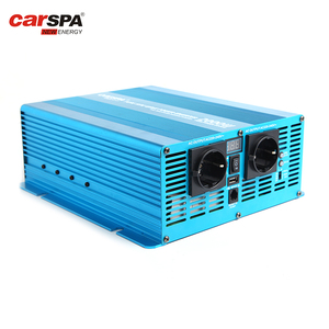 Home Using Off Grid Pure Sine Wave Inverter Solar 2000w DC to AC Inverter With Digital Display