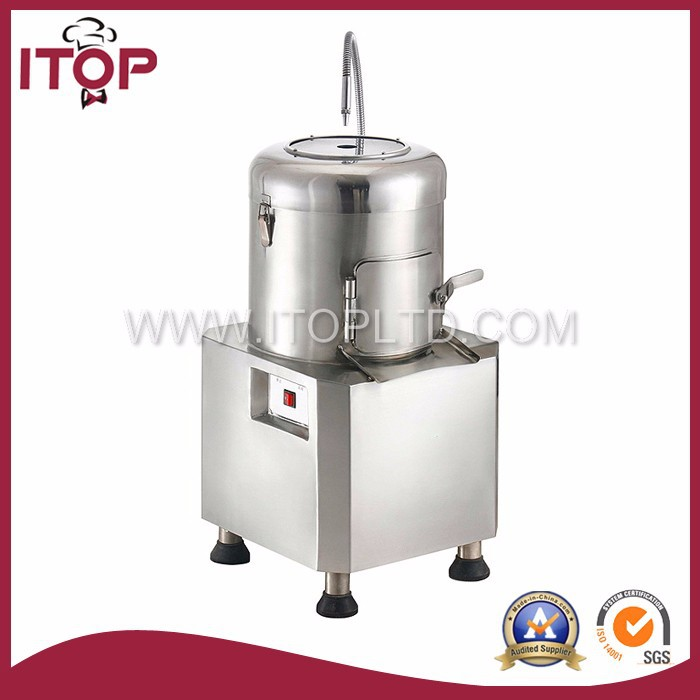 stainless steel industrial potato peeling machine(manufacturer) for restaurant & hotel