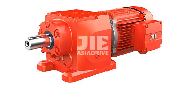 Best Sales JRTS Helical-Worm Geared Motors Worm Gear Reducer Gear Motor