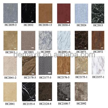 Nice DBDMC PVC Material And Plastic Flooring Type Quick Click Flooring