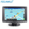 7 inch Motorized LCD Car Monitor with VGA,HDMI