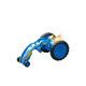 dragon toy 2 rounds big wheel stunt rc car