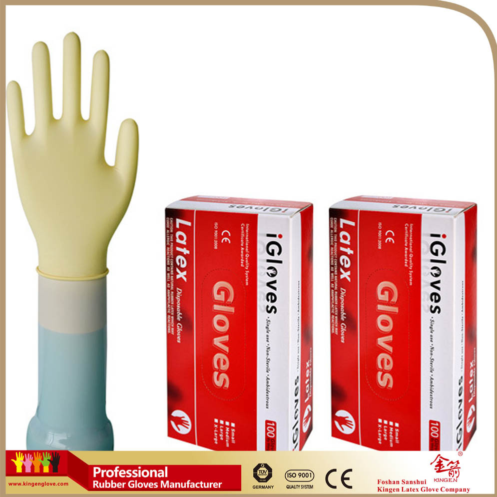 Latex gloves company