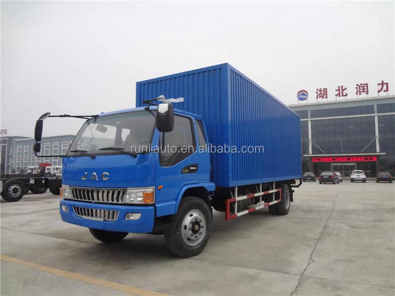 China Jac 4x2 7 Ton Truck