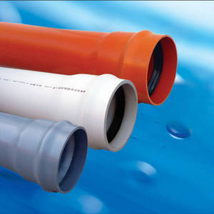 6 inches water supply PVC pipe
