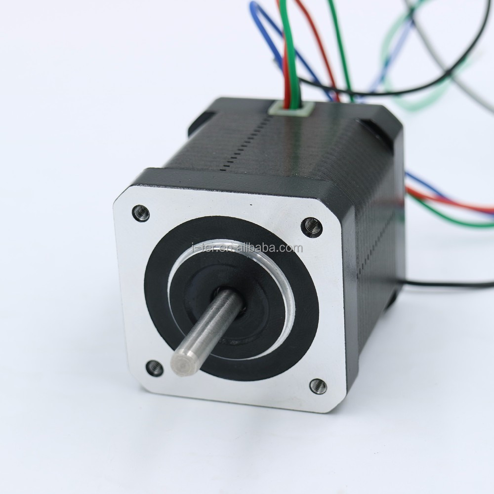 nema 17 stepper motor duel shaft/hot sale low price stepper motor 1.8 degree/Integrated micro stepper motor linear