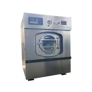 Double functions laundry machines/ fully automatic industrial washing machines