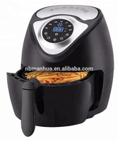 2.6L/3.5L Newest air fryer without oil & no oil air deep fryer kitchen appliance with rapid air circulation