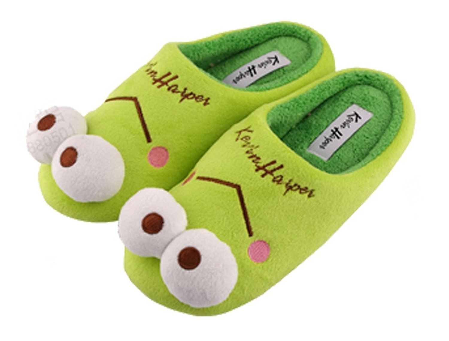 Cattior Toddler Little Kid Warm Cute Bedroom Slippers House Slippers