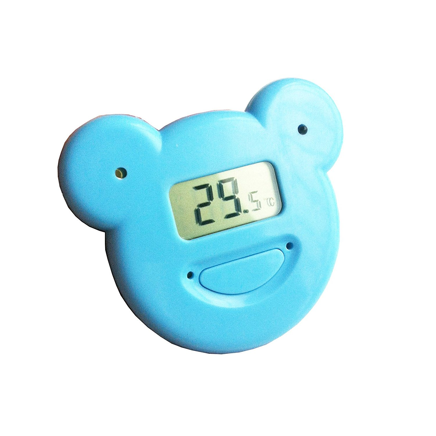 Julyfox Baby Bed Temperature Sleeping Monitor For Anti Kicking Quilt Favor Monitor Blue