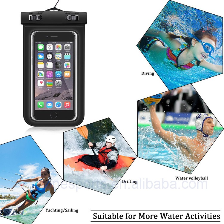 China Suppliers Universal Size Waterproof Phone Case For Samsung ...