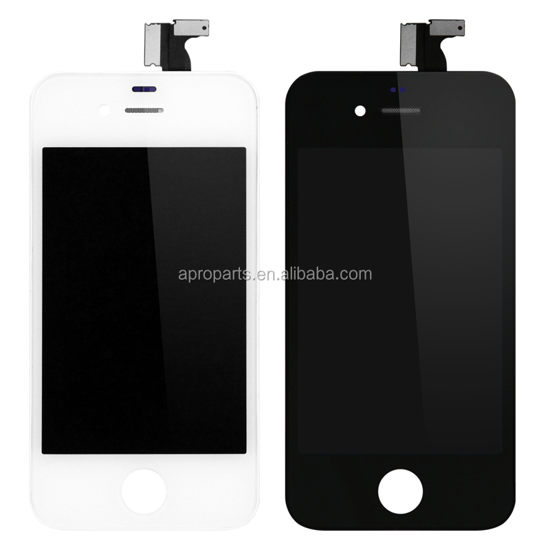 LCD Display Digitizer For <strong>iPhone</strong> 4 <strong>4G</strong> Replacement with Touch Screen