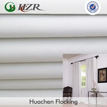 Closeout sale Polyester microfiber blackout curtain lining fabric cheap fabric