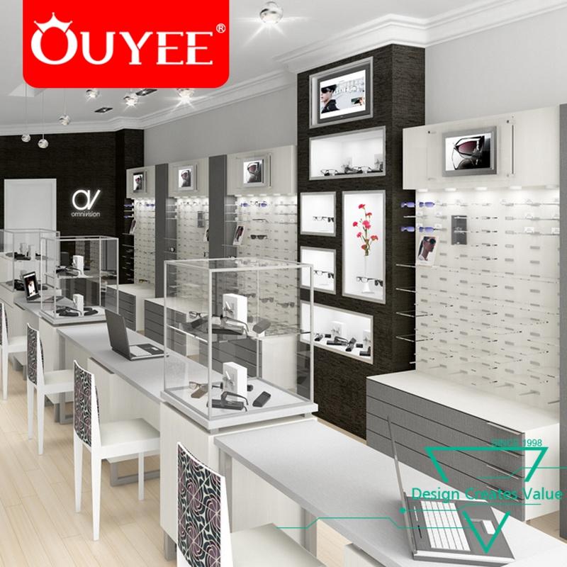 ebc51488192 Modern Design Of 3d Plywood Wood Retail Shop Display Optical Shop Counter  Design - Buy Optical Shop Counter Design,Retail Display Counters,Display ...
