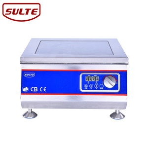 Commercial Hotel Induction Cooker With Multi Function, Induction Range Induction Cooking Hob