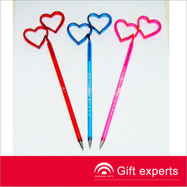 love style pen for kid gifts in cute model