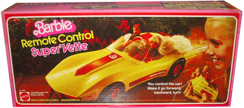 Barbie Super Vette