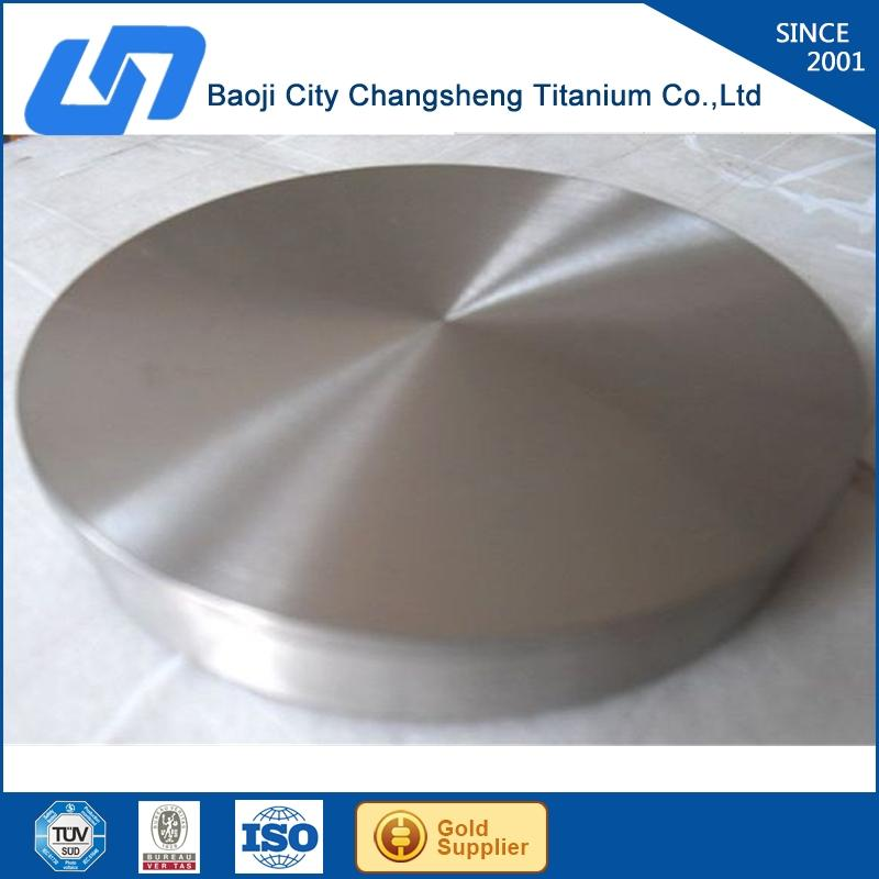 widely used ti sputtering target in stock