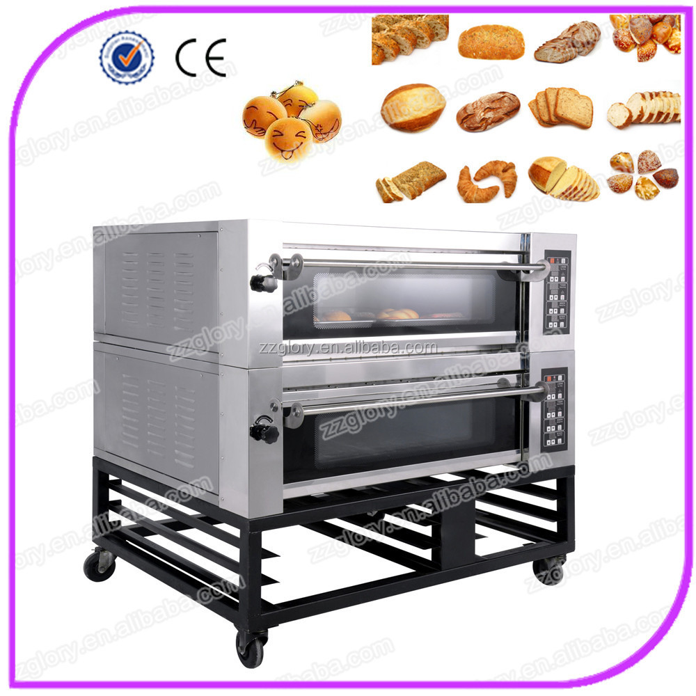 Industrial Baking Ovens