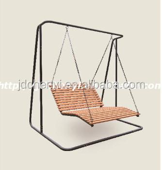 Heißer Verkauf Gartenmöbel Schaukel Outdoor Garten Metall