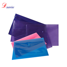 Very cheap document wallets,purple plastic document wallet
