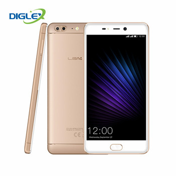 "Original Leagoo T5 Mobile Phone Android 7.0 MT6750T Octa Core 5.5""FHD 4GB RAM 64GB ROM 13MP Real Dual Cameras smartphone"