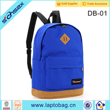 China hot popular leisure students colorful new model of school bag