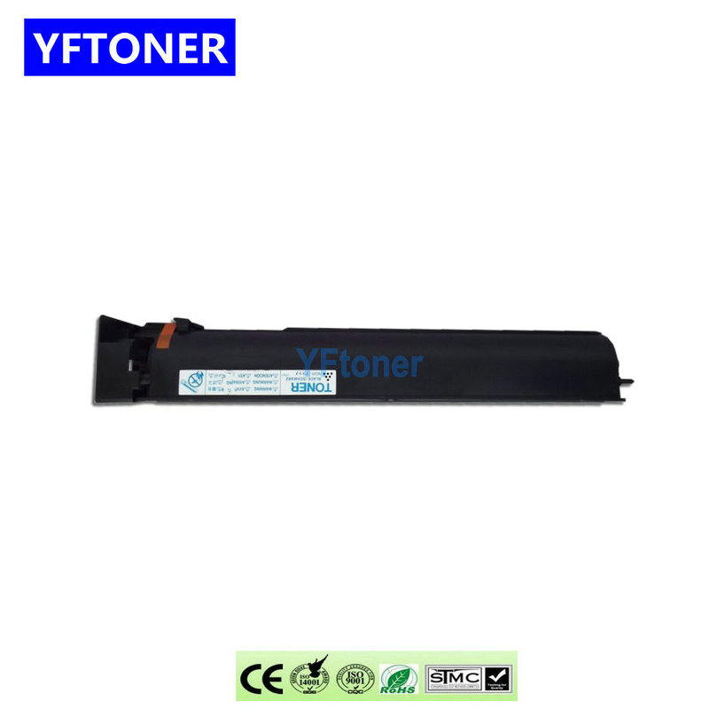 YFTONER TN712 Compatible Toner Cartridge for Konica Minolta Bizhub 654 654e Copier Parts 754 754e Printer Machine