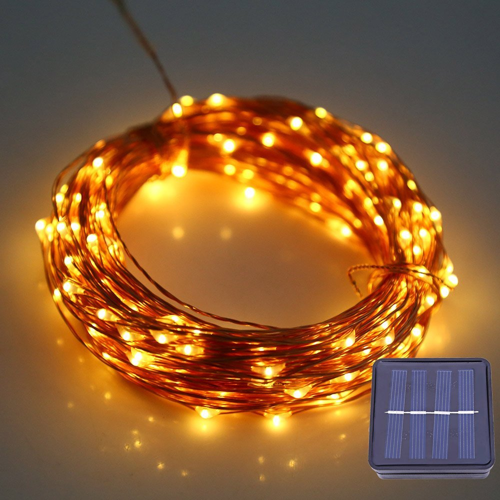 New Arrival 100 Pcs Led Solar Net Lights Garden String Outdoor Decoration Free Shipping