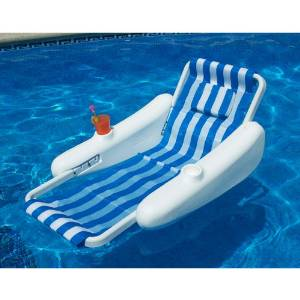 Terrific Buy Swimline 10000Sl Sunchaser Sling Style Pool Floating Ocoug Best Dining Table And Chair Ideas Images Ocougorg