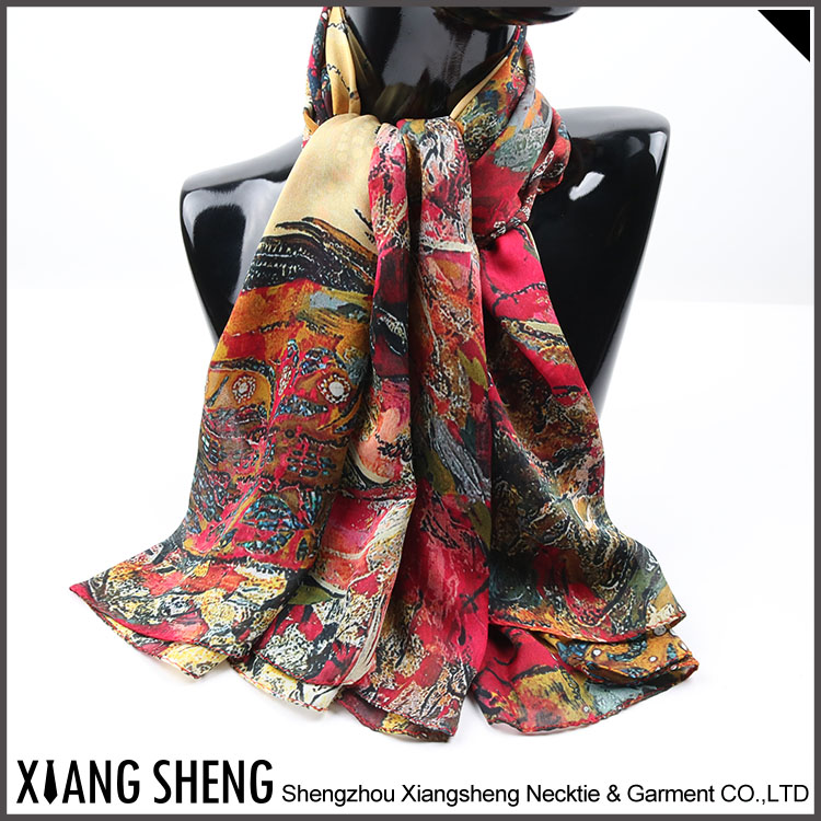 High Quality New Style Plain Cheap Scarf