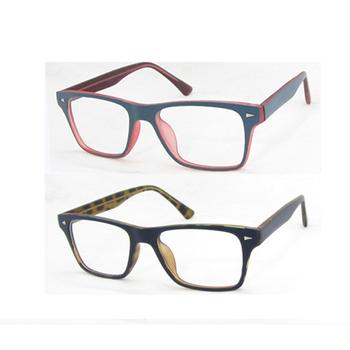 Glasses frames New models eyewear glasses full frame square plastic ...