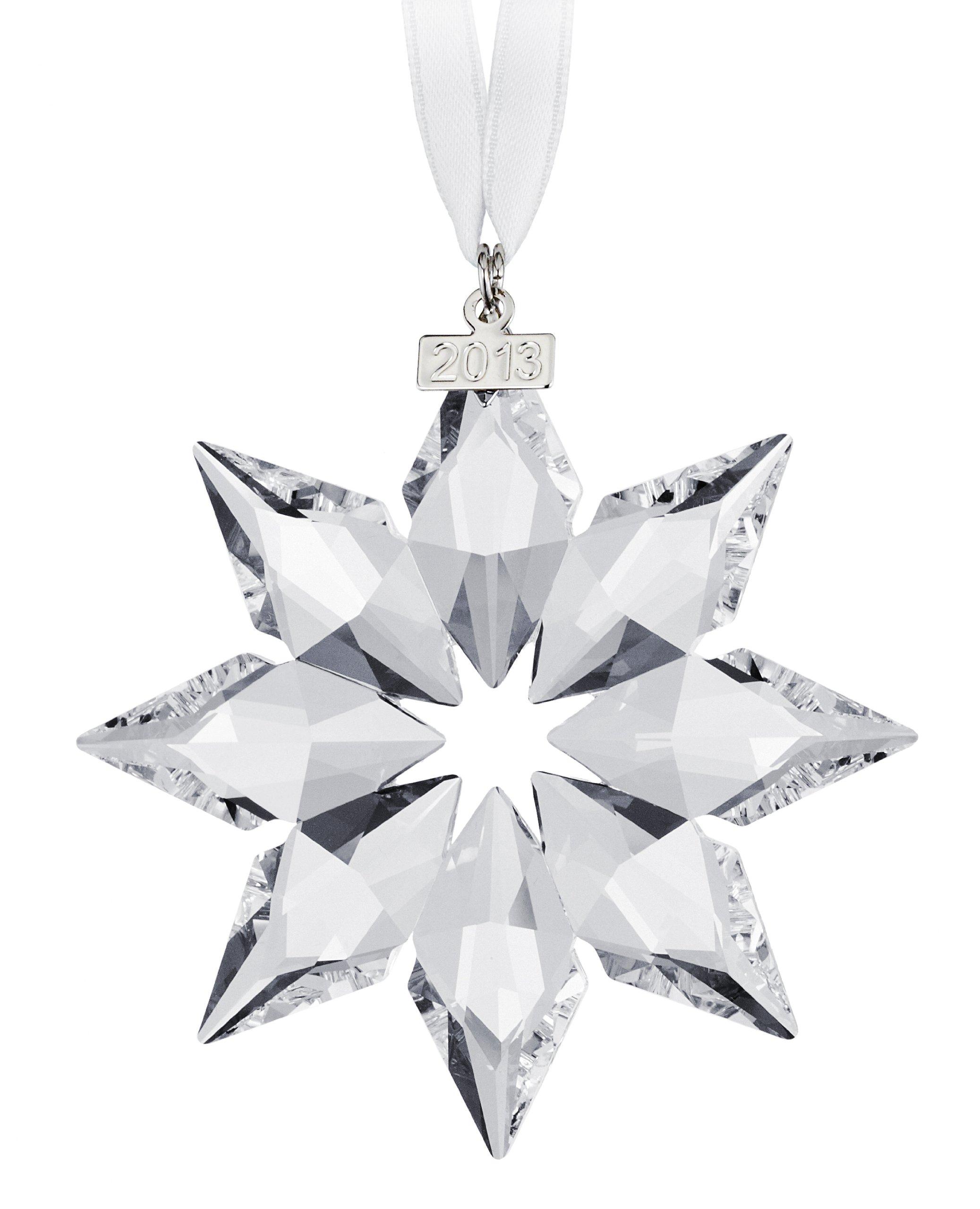 Amazon. Com: swarovski 2013 annual edition crystal star ornament 5.