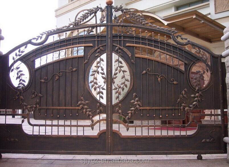 Iron Gate Grill Designs Iron Gate Grill Designs Suppliers And - Home Gate Design