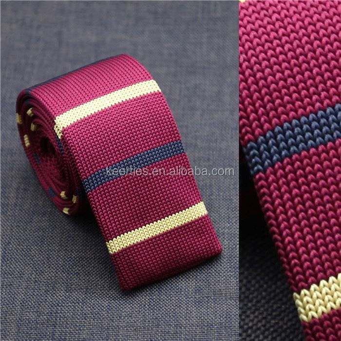 2015 New Arrival Gentlemen Cheap Hand Made Luxury man silk tie Knit Neck Ties Knitting Neck tie